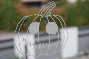 Deko für Halloween
