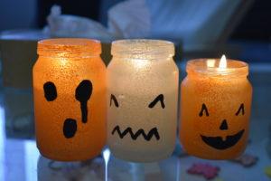 Halloweendeko