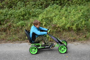 Sirocco Kart Hauck Toys