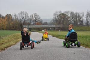 Go-Karts von Hauck Toys