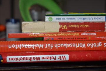 Weihnachtsbücher für Kindergartenkinder