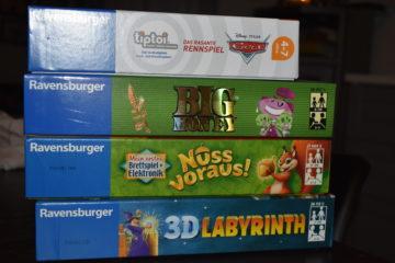 Raensburger Spiele